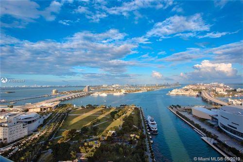 Photo of 900 Biscayne Blvd #3103, Miami, FL 33132 (MLS # A10769919)