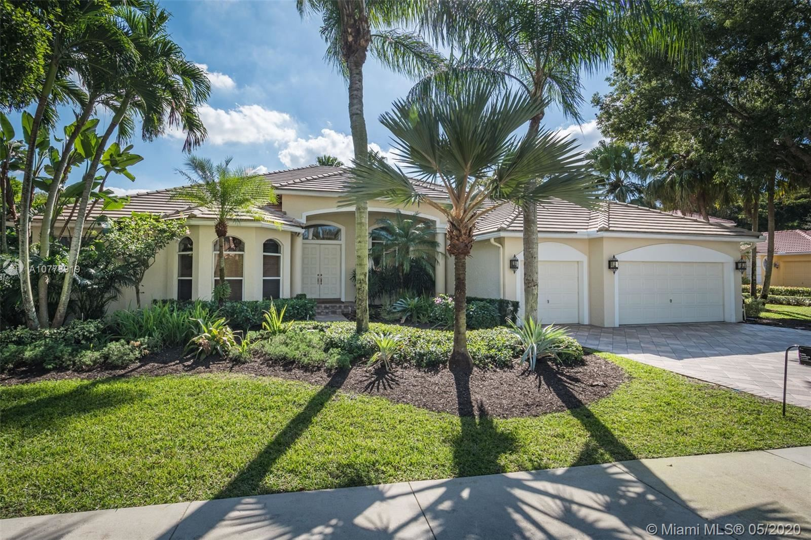 2522 Princeton Ct, Weston, FL 33327 - #: A10778919
