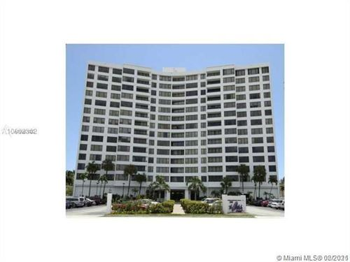 Photo of 3505 S Ocean Dr #716, Hollywood, FL 33019 (MLS # A10997920)