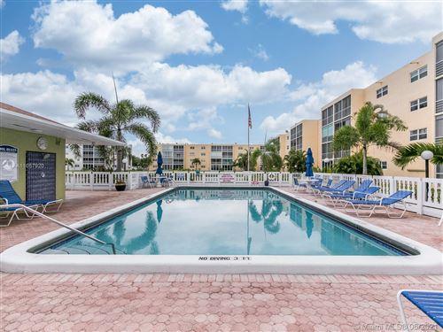 Photo of 1025 SE 3rd Ave #208, Dania Beach, FL 33004 (MLS # A11057920)