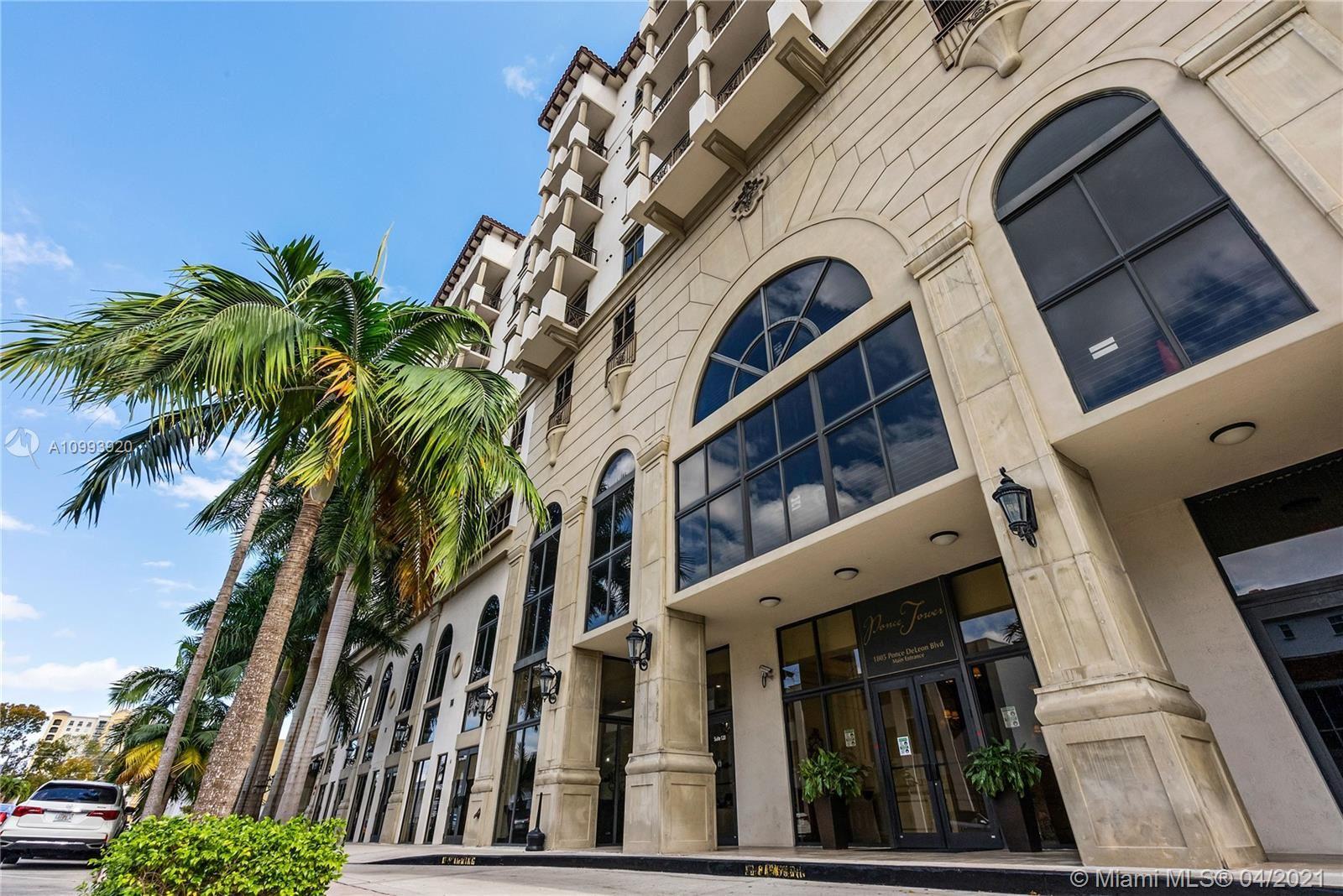 1805 Ponce De Leon Blvd #717, Coral Gables, FL 33134 - #: A10993920