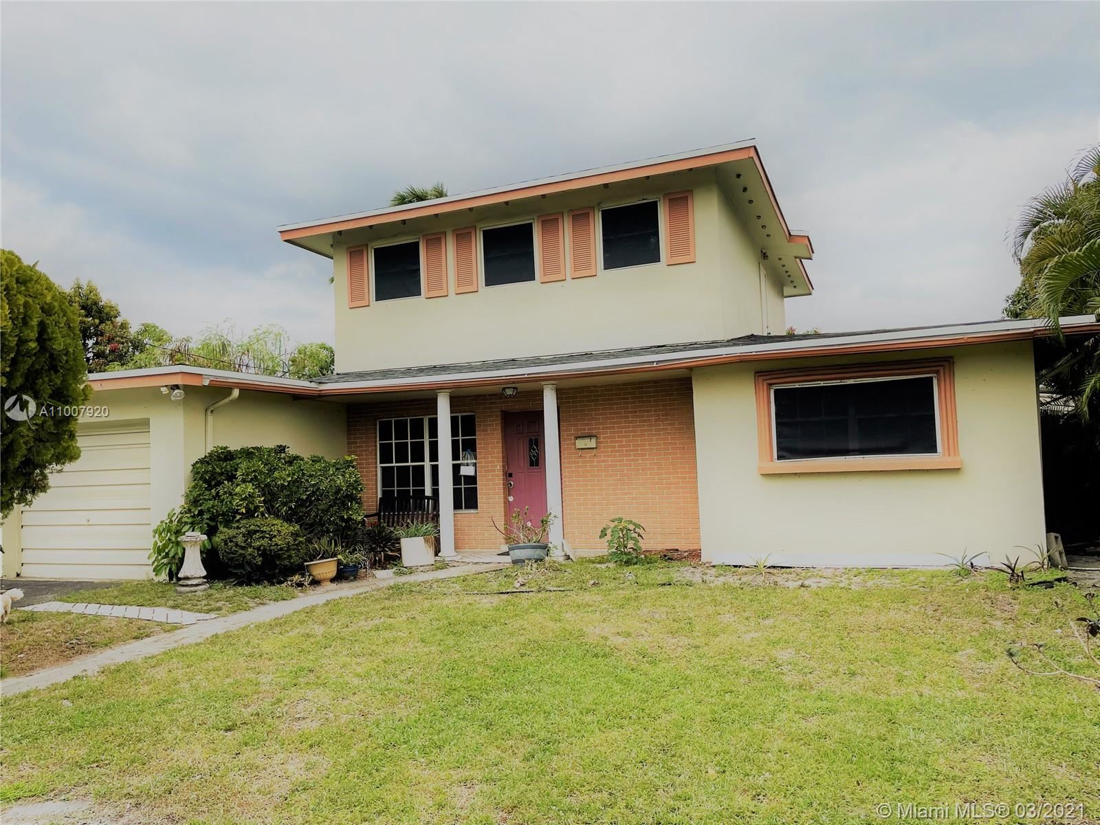 3520 NW 33rd Ave, Lauderdale Lakes, FL 33309 - #: A11007920