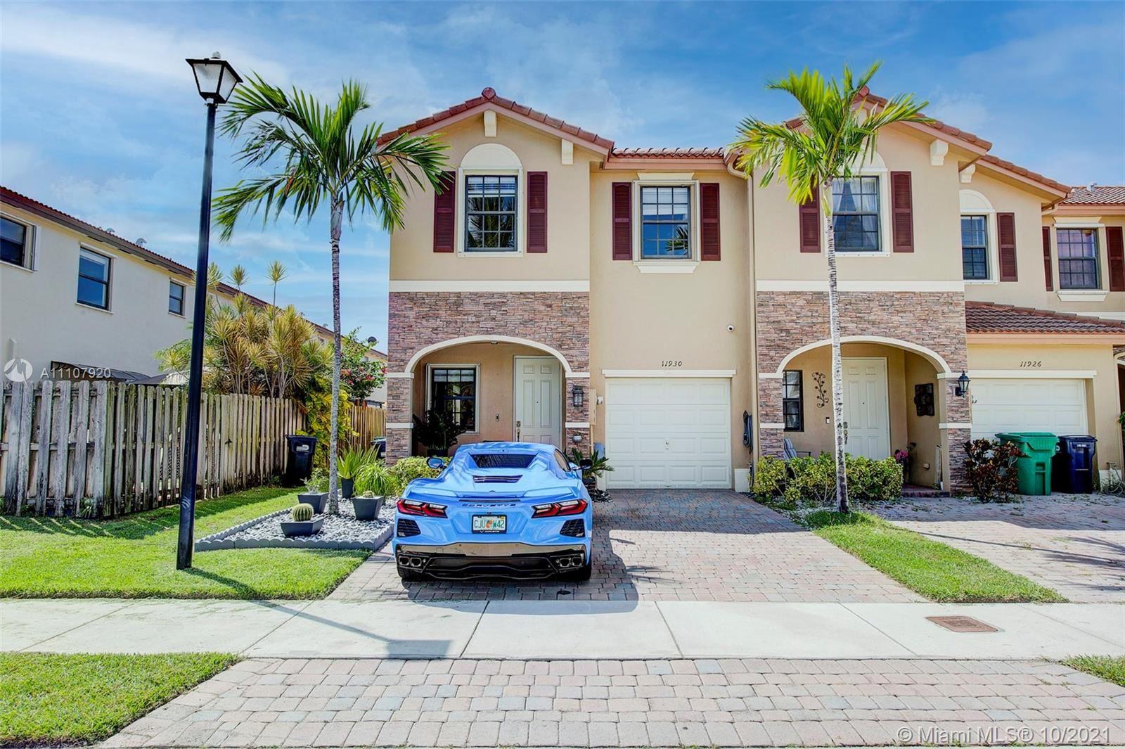 11930 SW 153rd Pl #11930, Miami, FL 33196 - #: A11107920