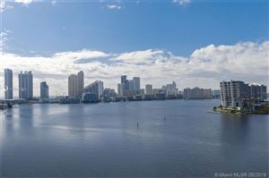 Photo of 3530 Mystic Pointe Dr #1512, Aventura, FL 33180 (MLS # A10642921)