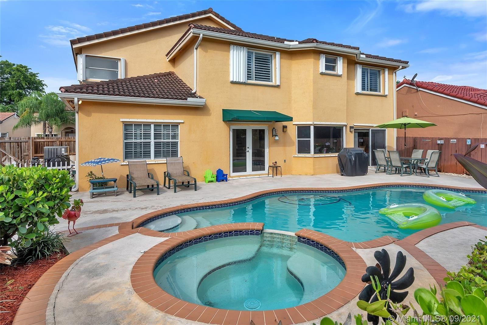 4671 SW 154th Pl, Miami, FL 33185 - #: A11095921