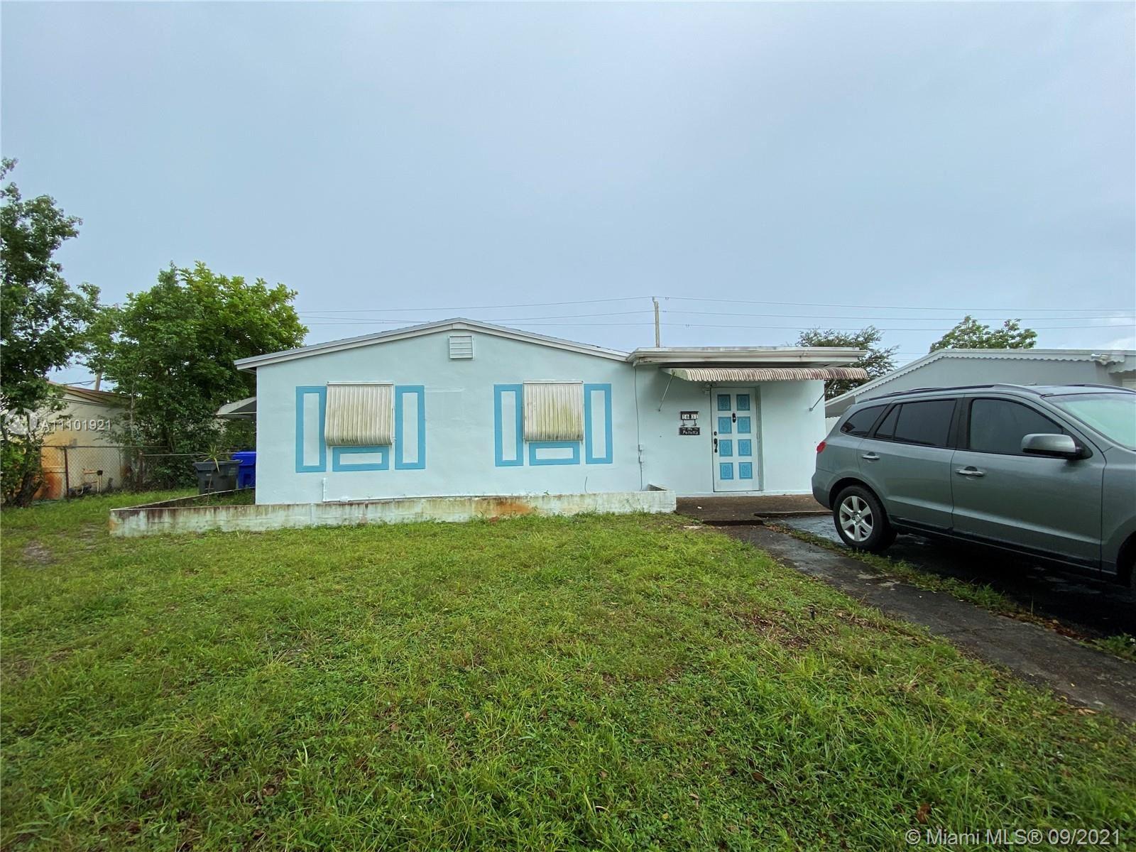1631 N 70th Ave, Hollywood, FL 33024 - #: A11101921