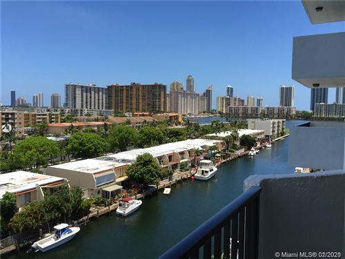 Photo of 3703 NE 166 ST #802, North Miami Beach, FL 33160 (MLS # A10985922)