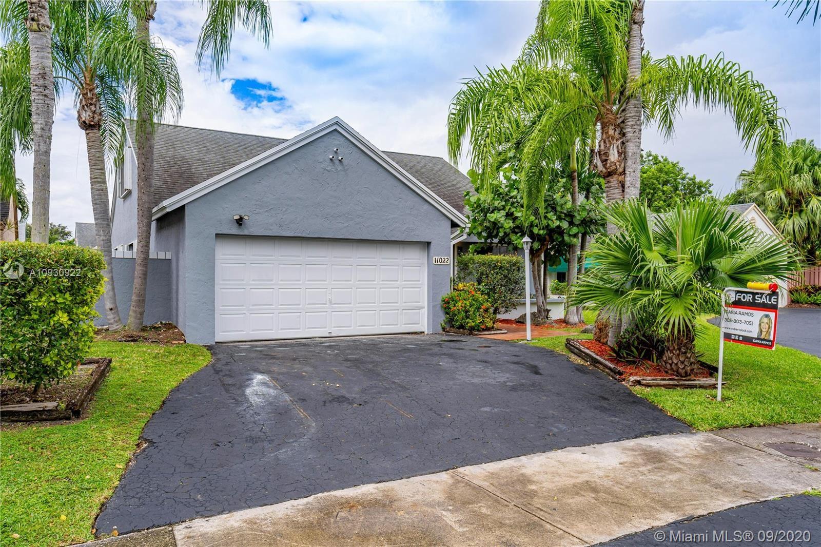 11022 SW 147th Pl, Miami, FL 33196 - #: A10930922