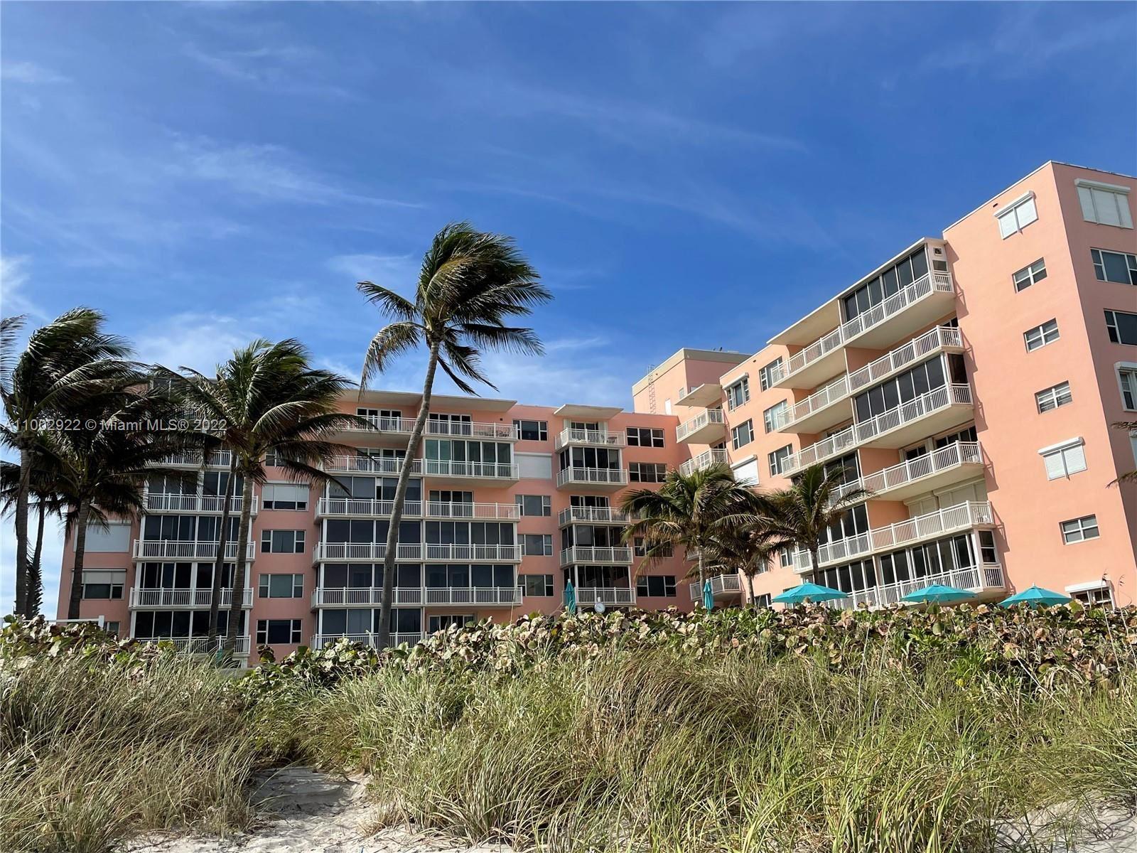 2921 S Ocean Blvd #G1, Highland Beach, FL 33487 - #: A11002922