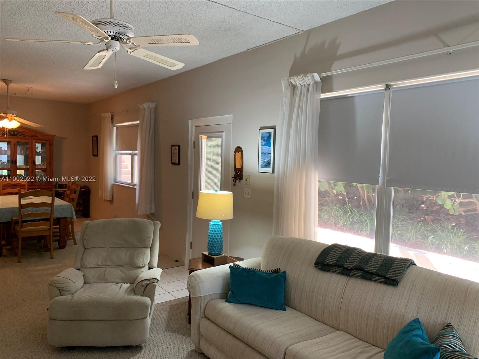 Photo of 2921 S Ocean Blvd #G1, Highland Beach, FL 33487 (MLS # A11002922)