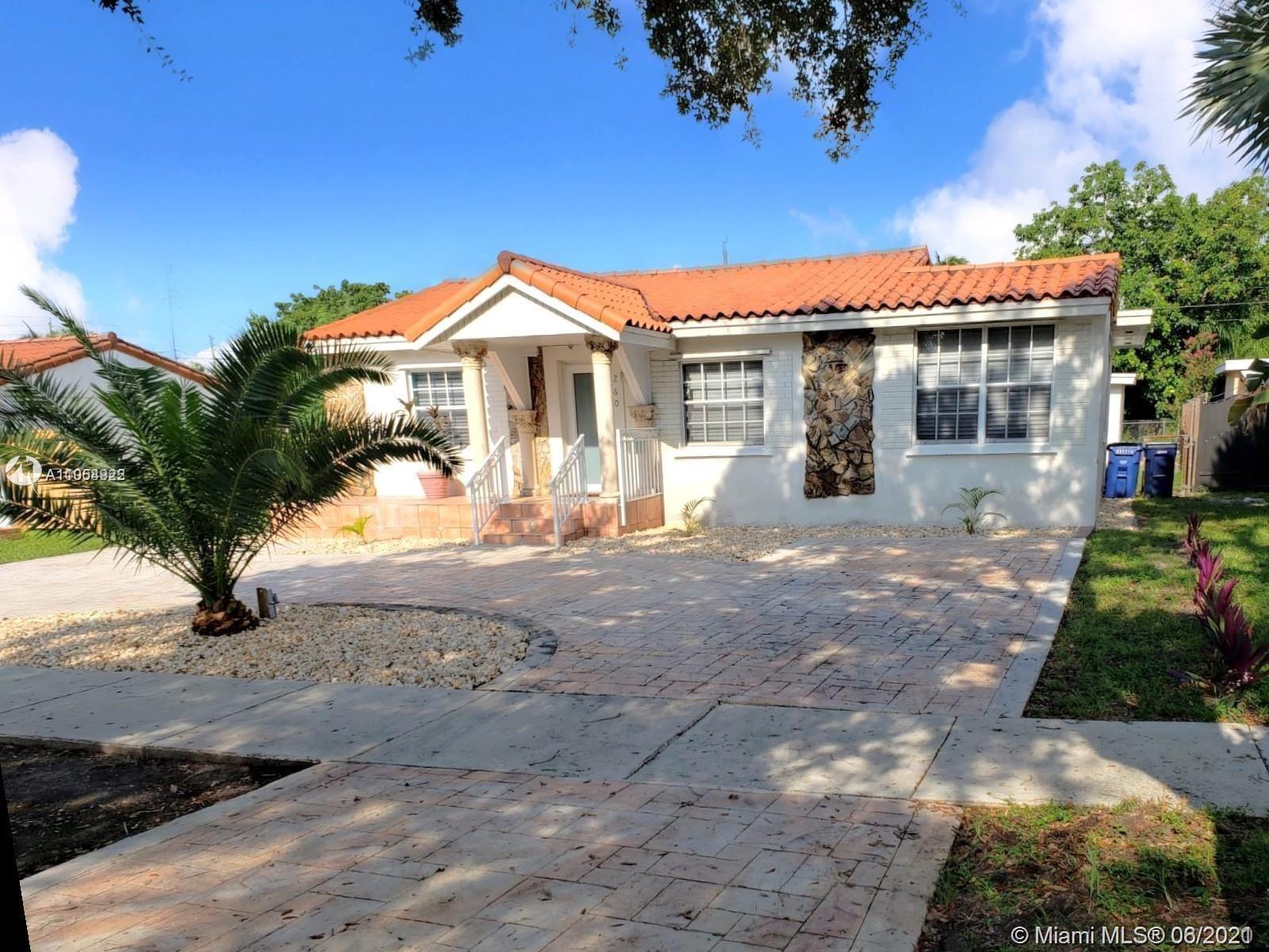 260 Springs Ave, Miami Springs, FL 33166 - #: A11054922