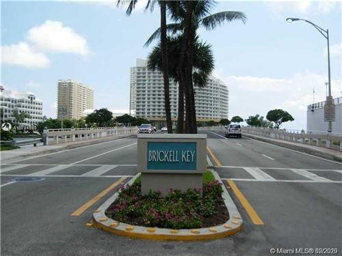 Photo of 540 Brickell Key Dr #409, Miami, FL 33131 (MLS # A10784923)