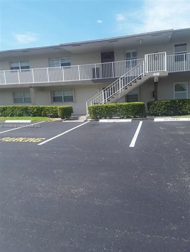 Photo of 7705 W Atlantic Blvd #207, Margate, FL 33063 (MLS # A11084923)