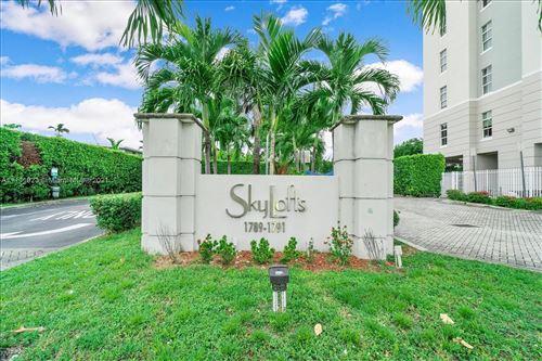 Photo of 1789 NE Miami Gardens Dr #W502, Miami, FL 33179 (MLS # A11111923)