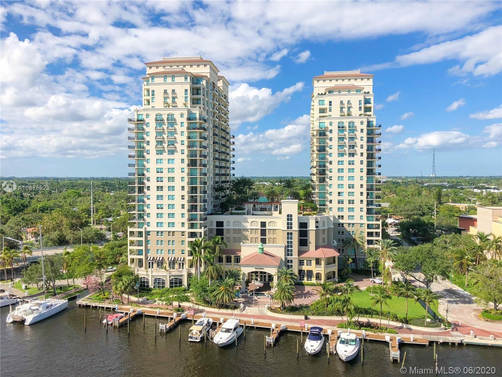 610 W Las Olas Blvd #1119N, Fort Lauderdale, FL 33312 - #: A10878923