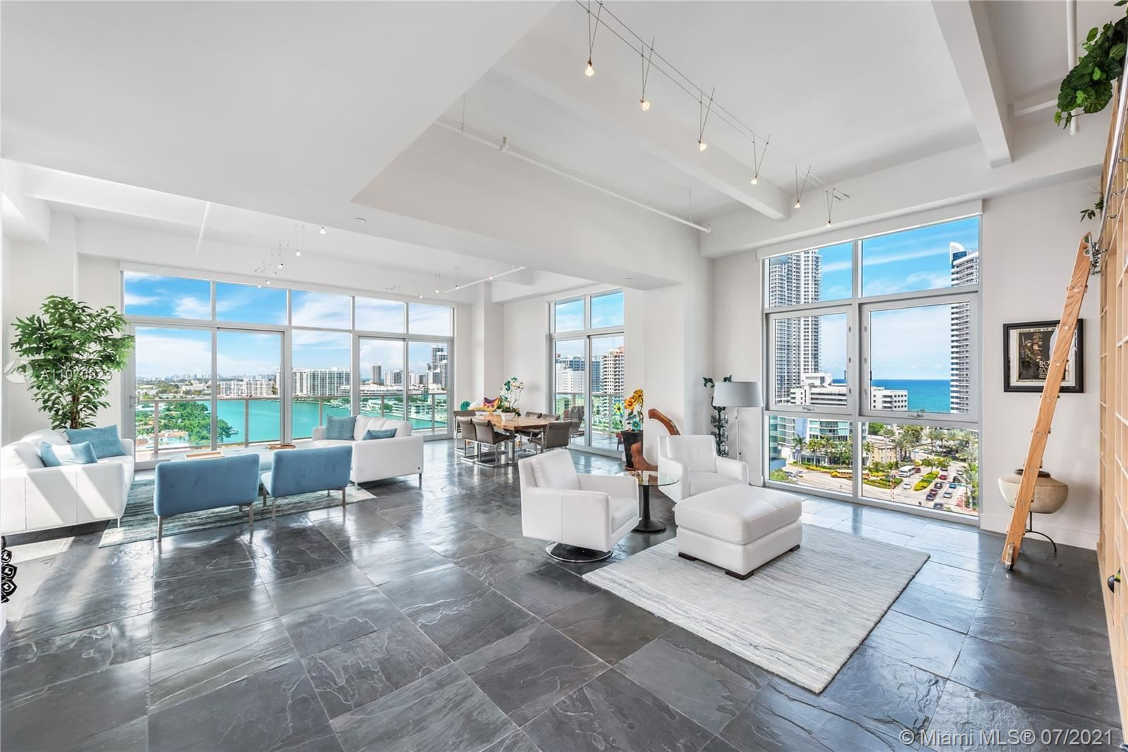 201 Aqua Ave #1002, Miami Beach, FL 33141 - #: A11070923