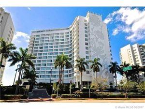 Foto de inmueble con direccion 1100 West Ave #1214 Miami Beach FL 33139 con MLS A10294924