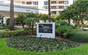 Photo of 19195 Mystic Pointe Dr #1210, Aventura, FL 33180 (MLS # A10724924)