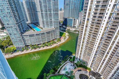 Photo of 801 Brickell Key Blvd #3308, Miami, FL 33131 (MLS # A10898924)