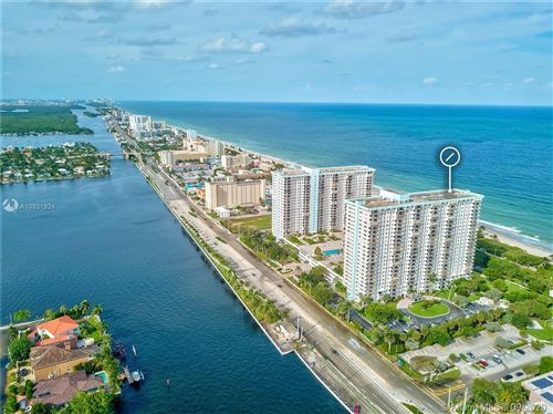 Photo of 1201 S Ocean Dr #1901S, Hollywood, FL 33019 (MLS # A10931924)