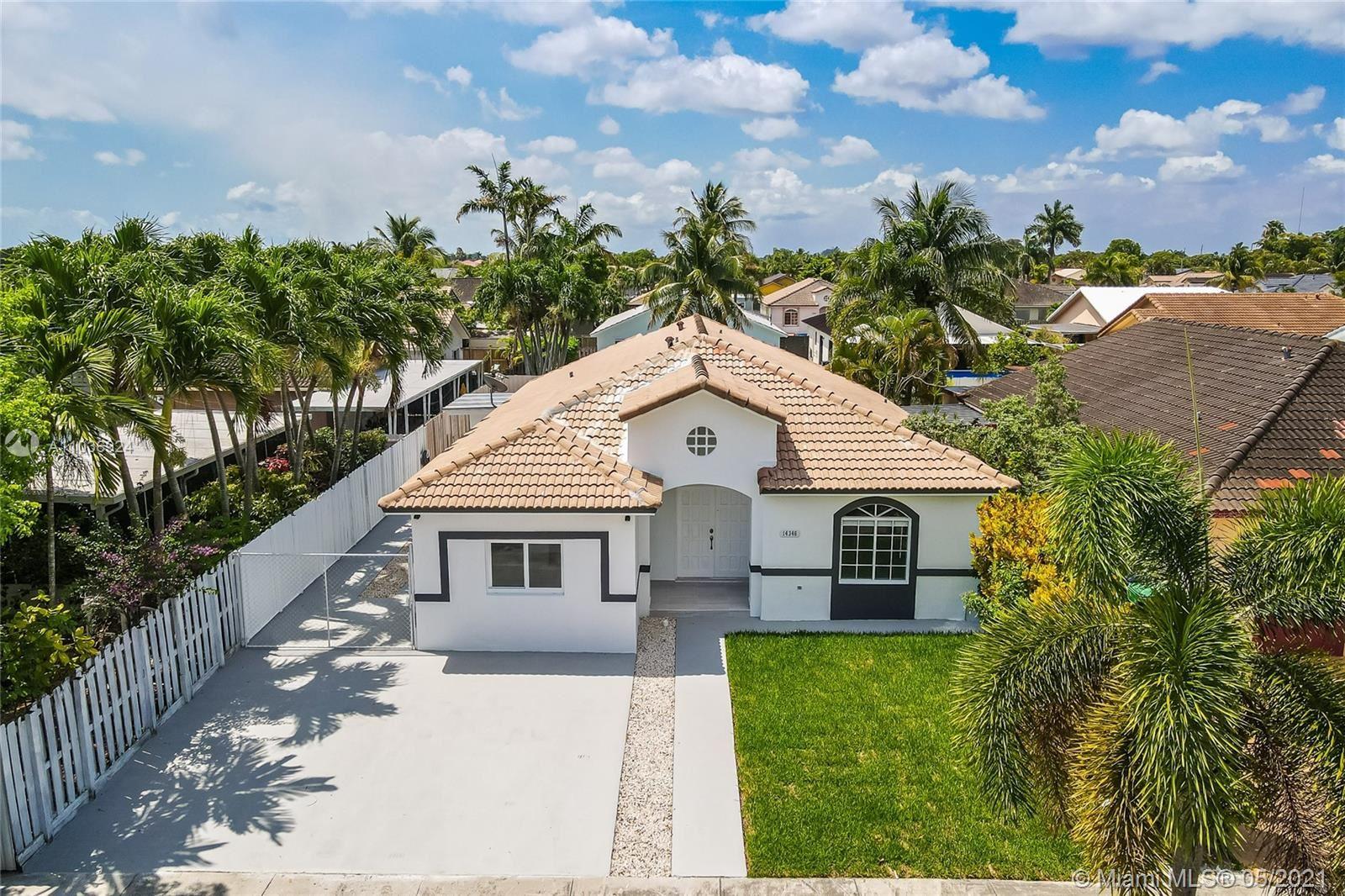 14346 SW 170th Ter, Miami, FL 33177 - #: A11036924
