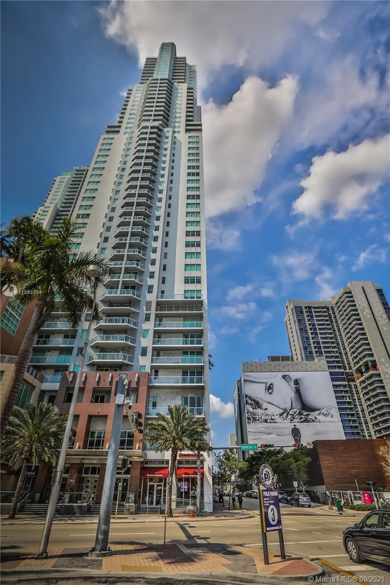 244 Biscayne Blvd #1408, Miami, FL 33132 - #: A11092924