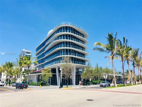 Photo of 1 Collins Ave #605, Miami Beach, FL 33139 (MLS # A10932925)