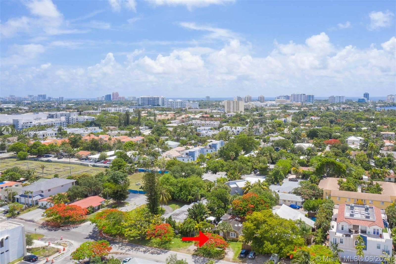 Photo of 740 NE 15th Ave, Fort Lauderdale, FL 33304 (MLS # A11056925)