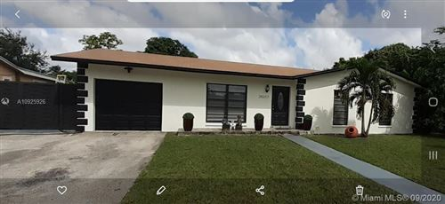 Photo of 20207 NW 32nd Pl, Miami Gardens, FL 33056 (MLS # A10925926)