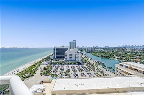 Photo of 4775 Collins Ave #2403, Miami Beach, FL 33140 (MLS # A11102926)