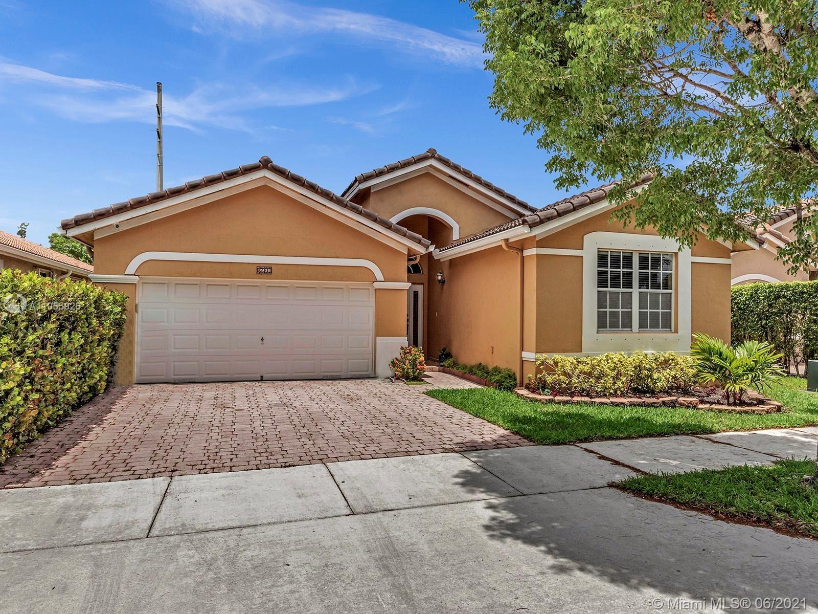 3938 SW 156th Ct, Miami, FL 33185 - #: A11055926