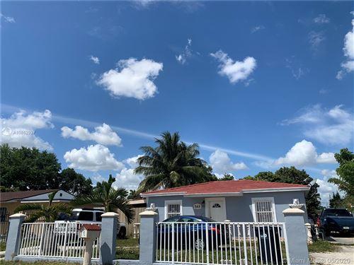 Photo of Listing MLS a10852927 in 745 Harem Ave Opa-Locka FL 33054
