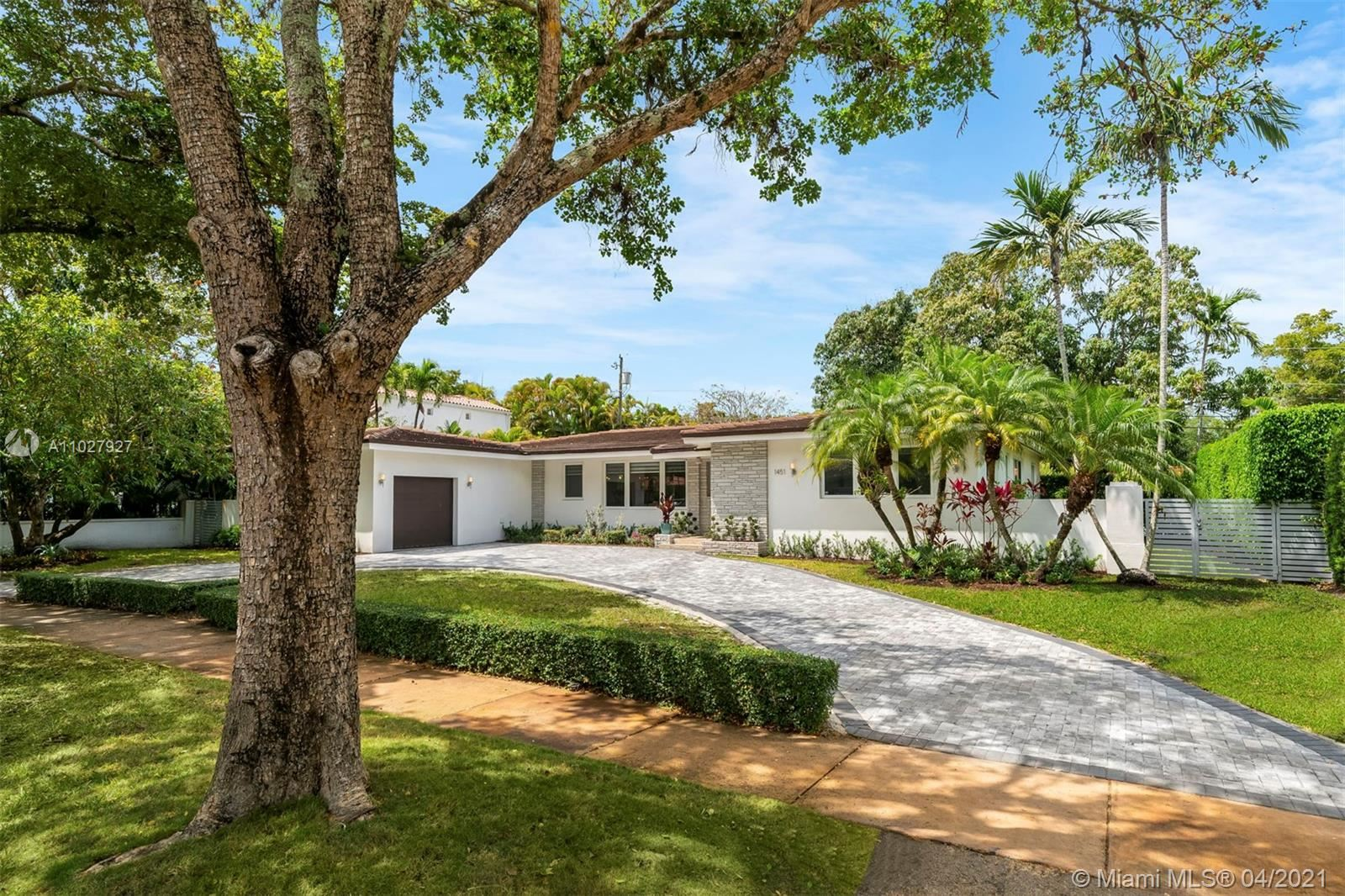 Photo of 1451 Trillo Ave, Coral Gables, FL 33146 (MLS # A11027927)