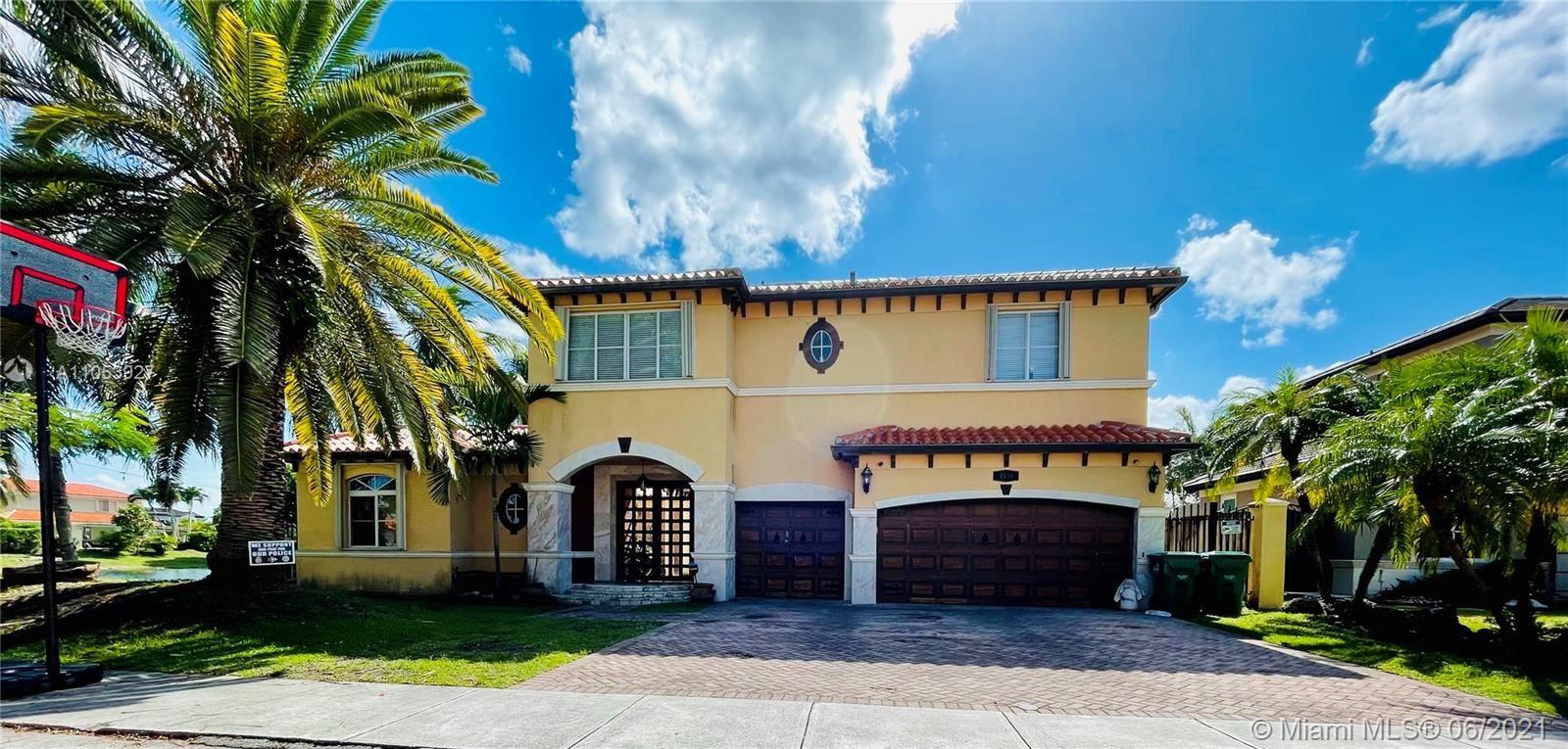 4536 SW 161st Ave, Miami, FL 33185 - #: A11053927