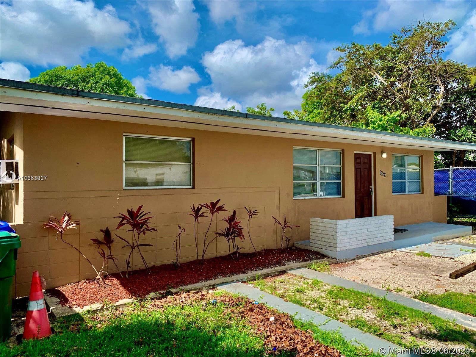 1520 NW 28th St, Miami, FL 33142 - #: A11063927