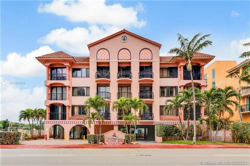 Photo of 8816 Collins Ave #206, Surfside, FL 33154 (MLS # A11001928)