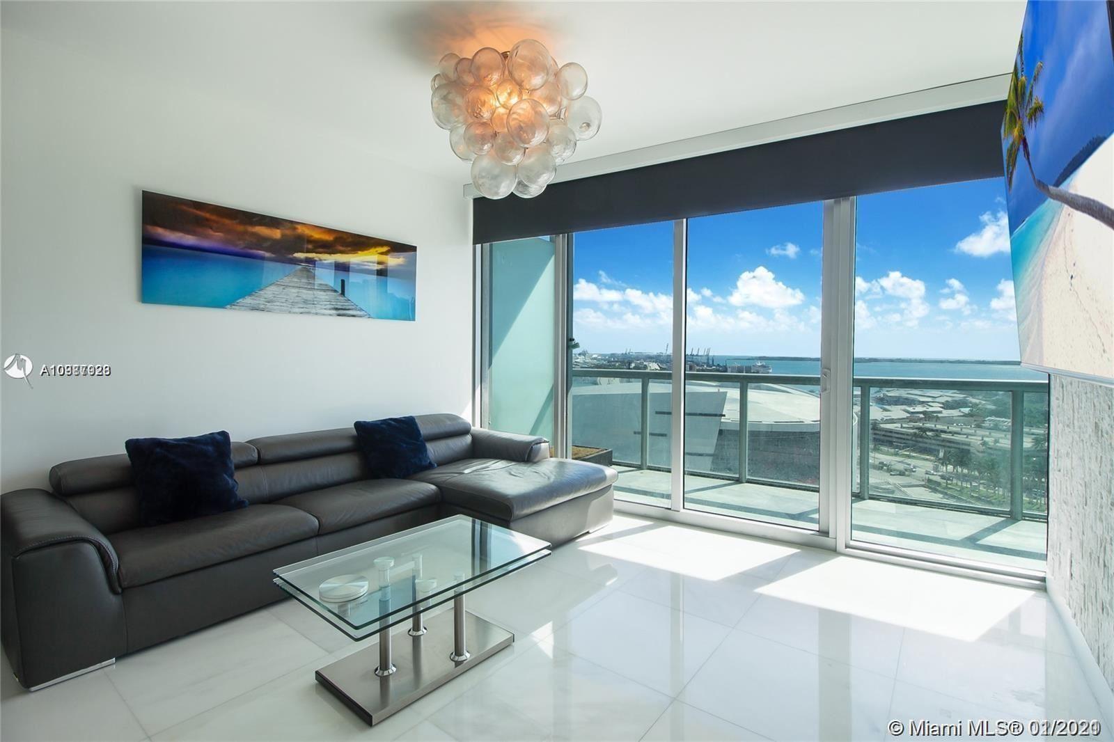 Photo of 888 Biscayne Blvd #1906, Miami, FL 33132 (MLS # A10987928)