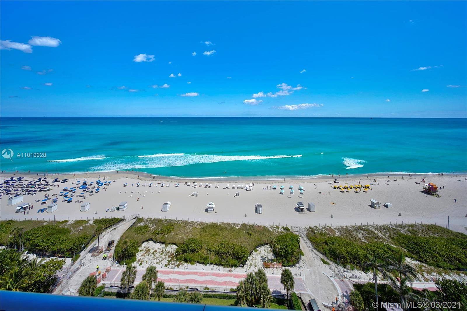 3737 Collins Ave #S-1401, Miami Beach, FL 33140 - #: A11019928