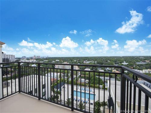 Photo of 1300 Ponce De Leon Blvd #1200, Coral Gables, FL 33134 (MLS # A10541929)