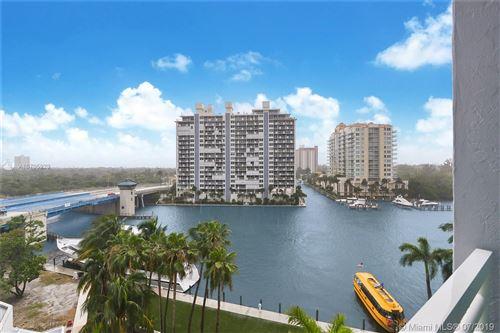 Photo of 2670 E Sunrise Blvd #702, Fort Lauderdale, FL 33304 (MLS # A10705929)