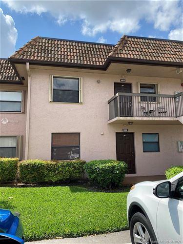 Photo of 10612 NW 10th St #205, Pembroke Pines, FL 33026 (MLS # A11025929)
