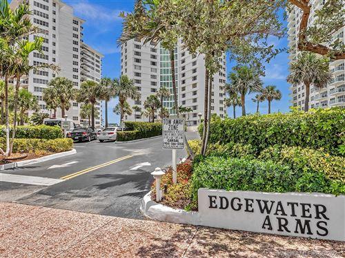 Photo of 3600 Galt Ocean Dr #16A, Fort Lauderdale, FL 33308 (MLS # A11043929)