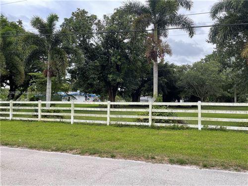 Photo of 13900 SW 22nd Pl, Davie, FL 33325 (MLS # A11052929)