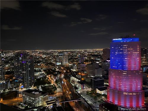 Photo of 200 Biscayne Boulevard Way #5310, Miami, FL 33131 (MLS # A11061929)