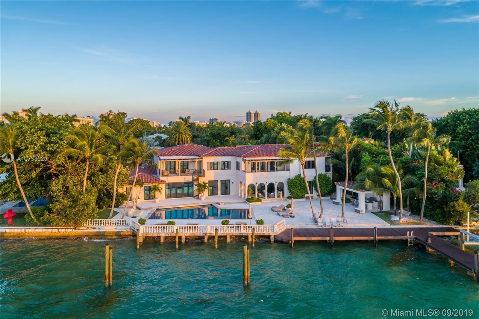 Photo of 5980 N Bay Rd, Miami Beach, FL 33140 (MLS # A10738929)