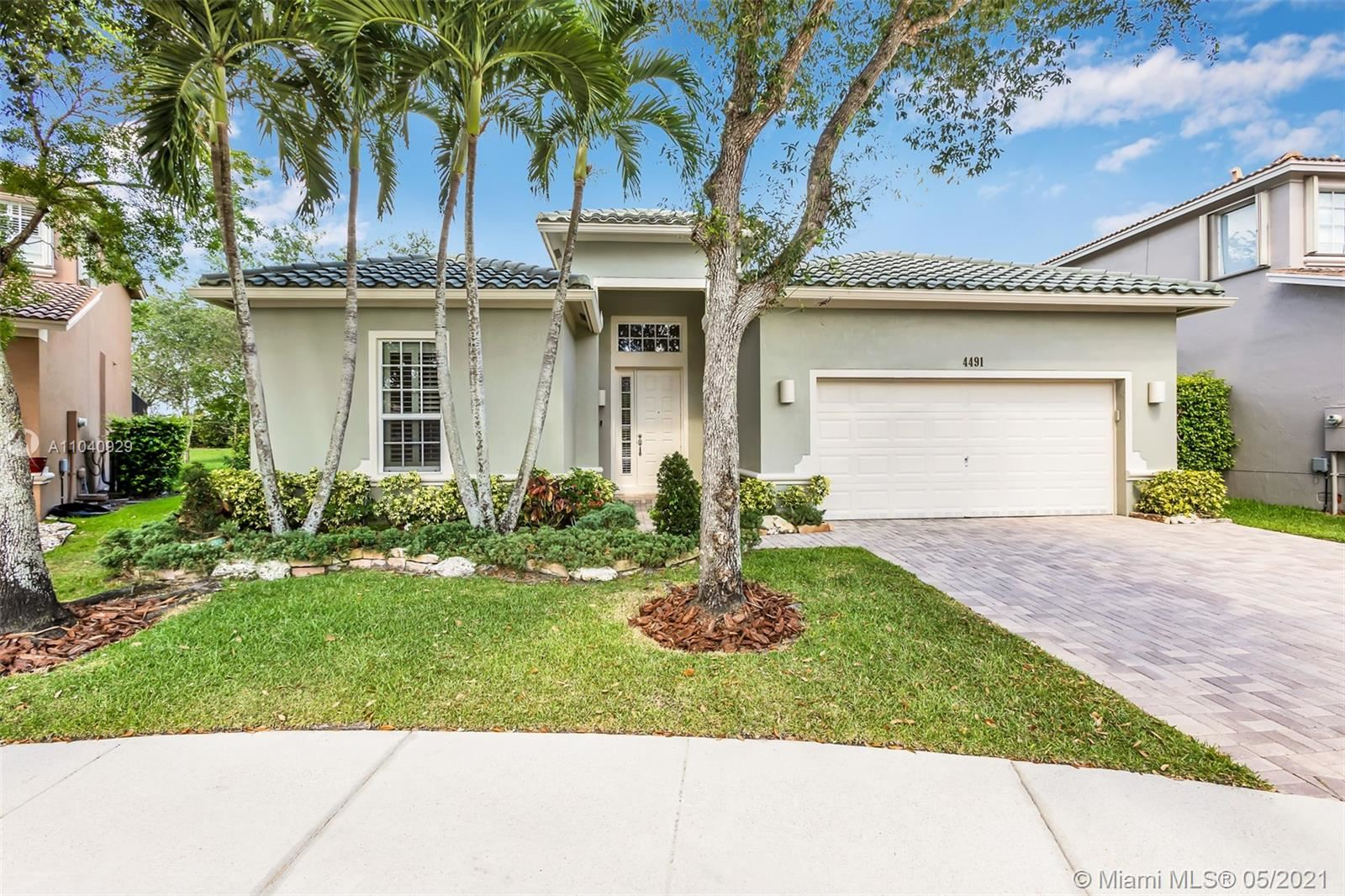 Photo of 4491 W Whitewater Ave, Weston, FL 33332 (MLS # A11040929)