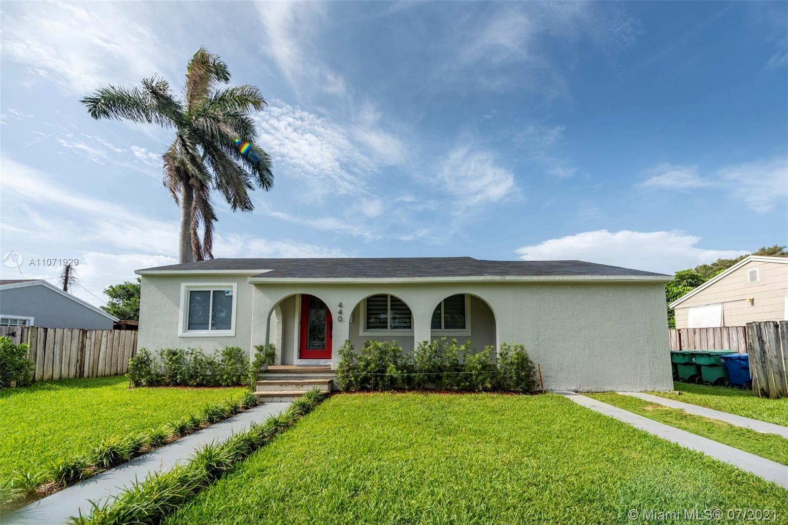 440 NE 110th Ter, Miami, FL 33161 - #: A11071929