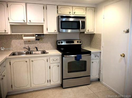 Photo of 12590 NE 16th Ave #504, North Miami, FL 33161 (MLS # A10813930)