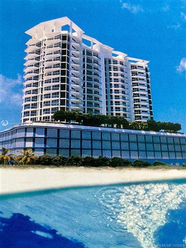Photo of 6515 Collins Ave #PH-1908, Miami Beach, FL 33141 (MLS # A10891930)