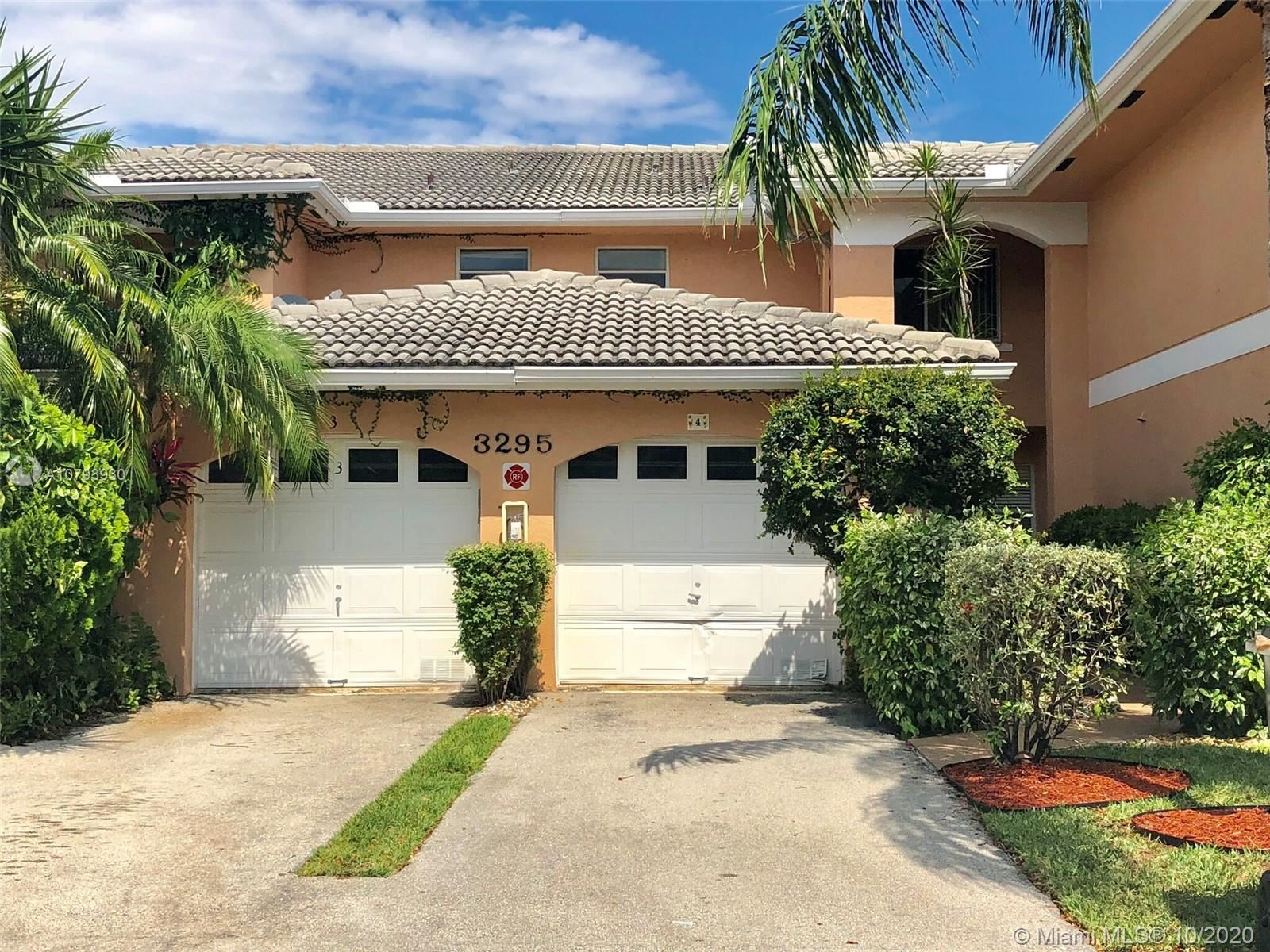 3295 NW 44th St #4, Oakland Park, FL 33309 - #: A10793930
